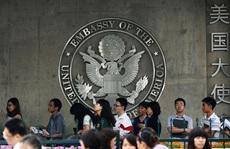 Mỹ thu hồi hơn 1.000 thị thực của công dân Trung Quốc 'nhạy cảm'
