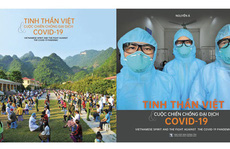 Tinh thần Việt chống đại dịch qua ảnh Nguyễn Á
