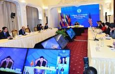 Nâng cấp hợp tác lên Quan hệ đối tác Mê Kông - Mỹ