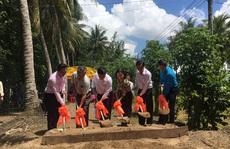 Chung tay xây dựng nông thôn mới