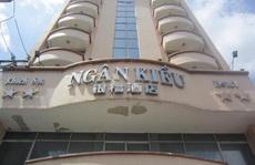 Ngân hàng rao bán khách sạn 9 tầng ở quận 11 để thu hồi nợ