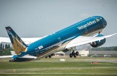 Vietnam Airlines mở lại bay quốc tế thường lệ từ 18-9