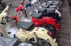 Vắng khách mua xe máy điện