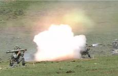 Nói xuống thang, Trung Quốc vẫn thử bệ phóng tên lửa mới sát Ấn Độ