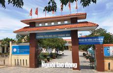 Quảng Bình: Nữ hiệu trưởng dọa mang xăng 'xử' trưởng phòng giáo dục vì cho rằng bị chèn ép?