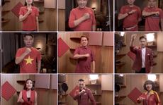 MV 'Việt Nam ơi - Vững tin!' với 150 nghệ sĩ, doanh nhân, bác sĩ hòa giọng có gì đặc biệt?