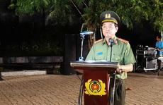 Giám đốc Công an TP HCM được thăng hàm Thiếu tướng
