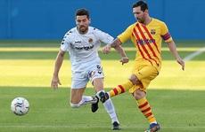 Messi tái xuất, nhường Griezmann ghi bàn cho Barca