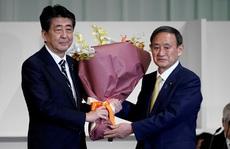 Tiến sát ghế thủ tướng Nhật Bản, ông Suga tuyên bố 'không nhượng bộ Trung Quốc'