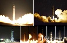 Mỹ phóng tên lửa 'dằn mặt', định ném bom cảng Triều Tiên