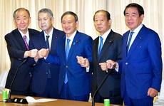 Kế hoạch nhân sự của tân thủ tướng Nhật Bản