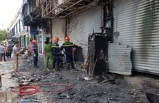 Triệu tập người đàn ông, điều tra nghi án đốt phòng giao dịch Eximbank ở Gò Vấp