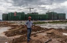"""Mỹ trừng phạt tập đoàn Trung Quốc """"tham vọng mờ ám"""" ở Campuchia"""