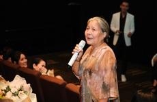 NSƯT Lê Thiện 'tố' vì đạo diễn Nguyễn Phương Điền mà bà bị nhấn nước
