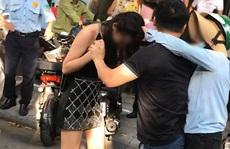Nóng hầm hập vụ đánh ghen 'đình đám' ở phố Lý Nam Đế