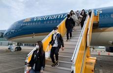 Tái khởi động nhiều đường bay quốc tế