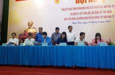 Quận Bình Tân, TP HCM: Giáo viên mầm non tư thục được hưởng nhiều phúc lợi