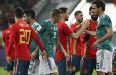 Nations League: Đại chiến Đức - Tây Ban Nha