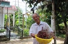 CLIP: Cựu Bí thư Tỉnh đoàn bỏ túi 500 triệu đồng nhờ khu vườn trồng đủ thứ