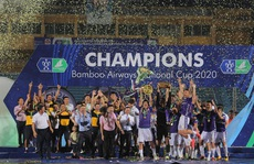 Cúp Quốc gia không tuột khỏi tay Hà Nội FC