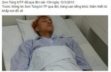 'Chết điếng' với tin đồn ở showbiz Việt