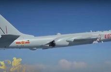 Không quân Trung Quốc 'mô phỏng cuộc tấn công căn cứ Mỹ ở đảo Guam'