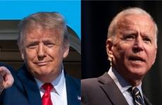 Bầu cử Mỹ: Ông Biden có thể thắng vang dội