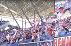 Bundesliga đón khán giả trở lại sân
