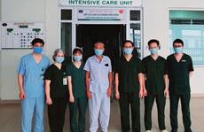 20 ngày không có ca mắc Covid-19 trong cộng đồng, 2 bệnh nhân nặng nhất miền Bắc khỏi bệnh