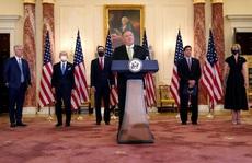 Mỹ trút 'mưa trừng phạt' xuống Iran, tổng thống Venezuela cũng có tên