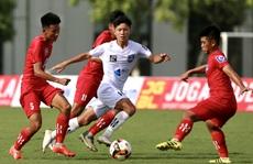 VCK Giải bóng đá vô địch U17 Quốc gia – Next Media 2020: U17 Nutifood JMG  vào bán kết