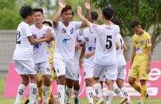 3 trận toàn thắng, U17 NutiFood JMG gặp U17 HAGL ở bán kết U17 Quốc gia
