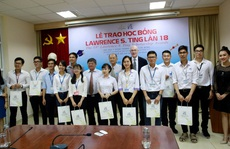 Trực tuyến Lễ trao Học bổng Lawrence S. Ting lần thứ 18 - 2020
