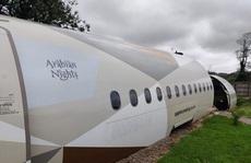 Biến máy bay thành khách sạn tiện nghi ở Wales
