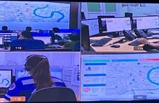 TP HCM liên thông hệ thống tổng đài khẩn cấp 113, 114, 115
