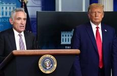 Covid-19: Tổng thống Trump bị cấp dưới 'hại'?