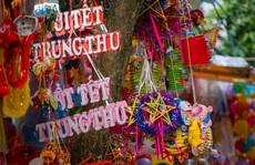 Tìm về Trung Thu tuổi thơ ở phố cổ Hà Nội