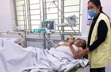 Cứu bệnh nhân bị vỡ bàng quang phải mổ nhưng… quyết không truyền máu