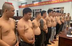 Triệt phá 2 nhóm đối tượng từ phía Bắc vào Đắk Lắk cho vay 'cắt cổ'