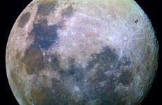 Thứ 'đào thoát' từ Trái Đất đang làm… rỉ sét mặt trăng