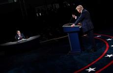 Tranh luận tổng thống Mỹ: Người điều phối 'như thể biến mất'