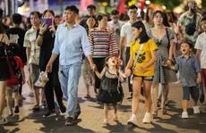 TP HCM đề xuất mở rộng thêm phố đi bộ trung tâm thành phố
