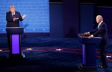 Ai thắng trong cuộc tranh luận đầu tiên, ông Trump hay ông Biden?