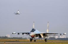Đài Loan phủ nhận thông tin bắn hạ chiến đấu cơ Su-35 của Trung Quốc