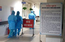 Hải Dương thiết lập vùng cách ly y tế tại 2 bệnh viện liên quan ca mắc Covid-19