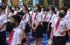 23 triệu học sinh cả nước tưng bừng bước vào năm học mới
