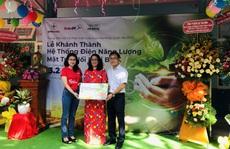 Trung tâm hỗ trợ phát triển giáo dục hòa nhập Tân Bình được tặng hệ thống điện mặt trời mái nhà