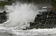 Siêu bão Haishen tấn công Nhật, bán đảo Triều Tiên