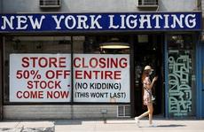 'Bão' phá sản, thất nghiệp càn quét thế giới