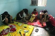 Nhóm thanh niên thuê phòng trọ phê ma túy lúc sáng sớm